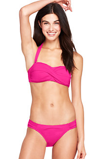 Women's Beach Living Bandeau Bikini Top