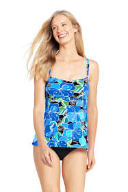 Women's Bandeau Tankini Top