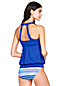 Women's Beach Living D Cup Blouson Tankini Top