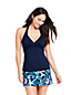 Women's Beach Living Twist Tankini Top