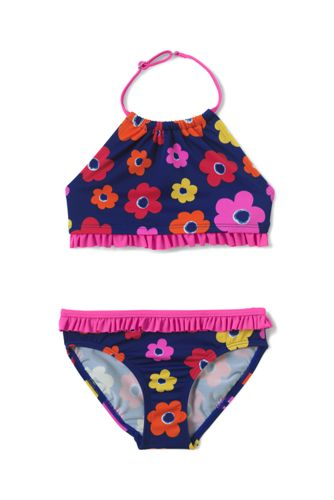 Le Bikini 2 Pièces à Motifs, Fille