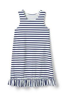 Gemustertes Badekleid für  Mädchen