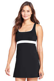 Women's Square Neck Dresskini Top