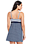 Women's Beach Living Sweetheart Dresskini Top Stripe Colourblock