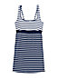 Women's Beach Living Sweetheart Dresskini Top Stripe Colourblock