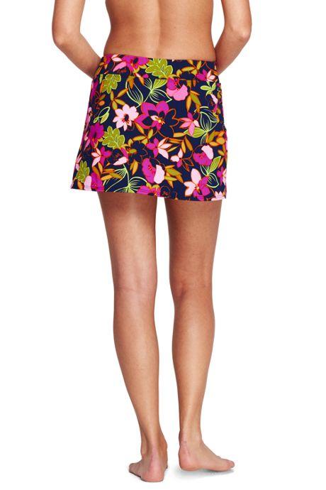 Women's Petite SwimMini Skirt