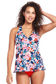 Women's Petite Swing Tankini Top