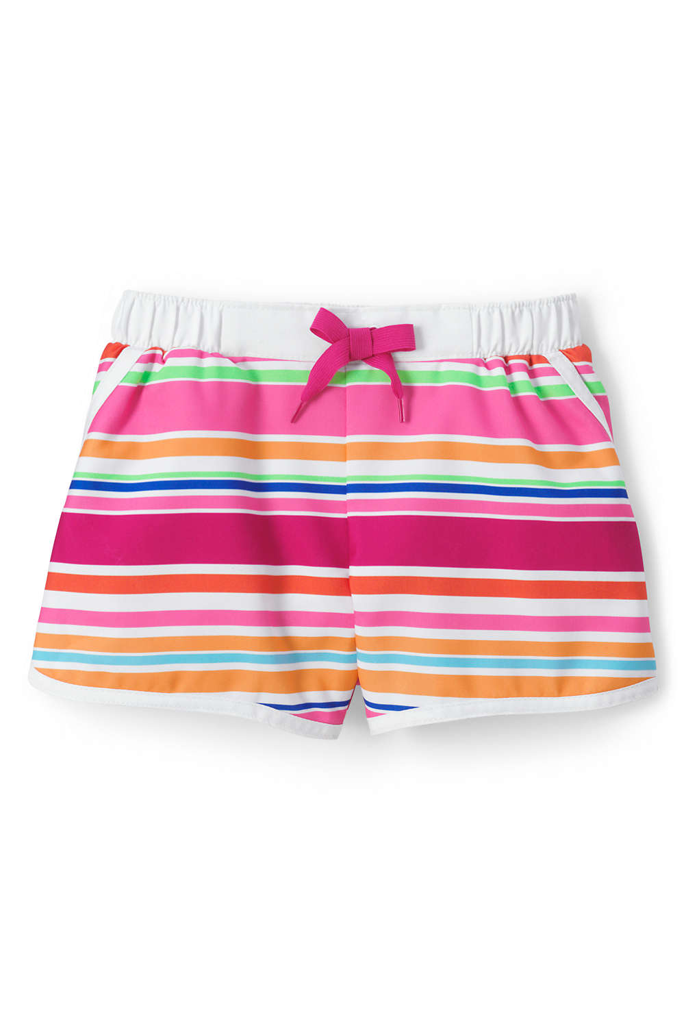 88152abb416 Girls Swim Shorts from Lands' End