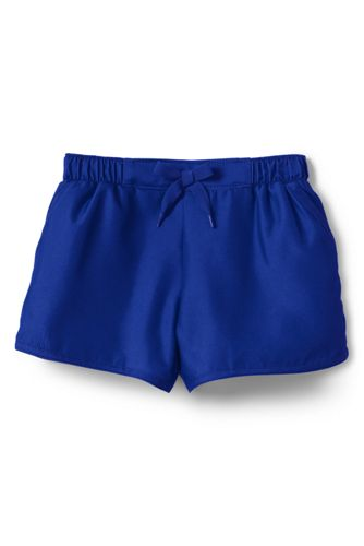 Little Girls' Smart Swim Shorts