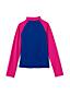 Le T-Shirt de Bain Multicolore, Petite Fille