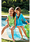 Little Girls' Sleeveless Terry Cover-up