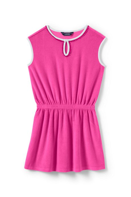 Girls Terry Cover-up