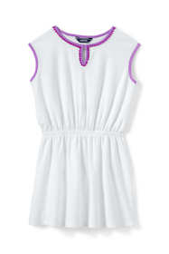 Little Girls Terry Cover-up