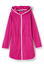 Toddler Girls Terry Hooded Cover-up