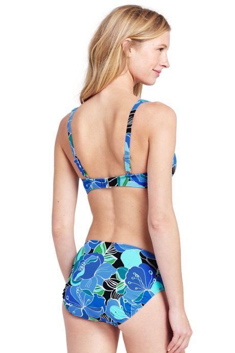 Women's Underwire Twist Bikini Top