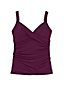 Women's Beach Living Wrap Tankini Top - D Cup