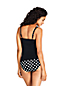 Women's Beach Living Wrap Tankini Top