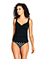 Women's DD Cup Beach Living Wrap Tankini Top