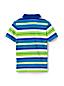 Toddler Boys' Striped Jersey Polo Shirt