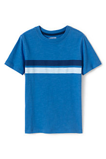 Boys' Chest Stripe T-shirt