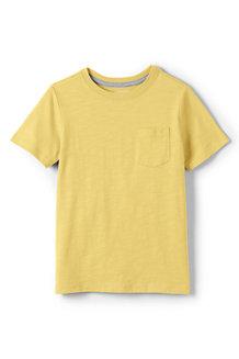 ボーイズ・スラブ・ポケットT/半袖