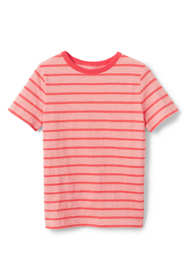 Boys Stripe Slub T Shirt