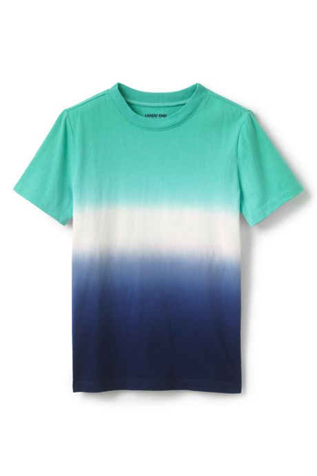 Little Boys Tie Dye T Shirt