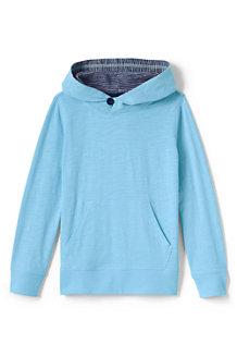 Boys' Slub Jersey Pullover Hoodie