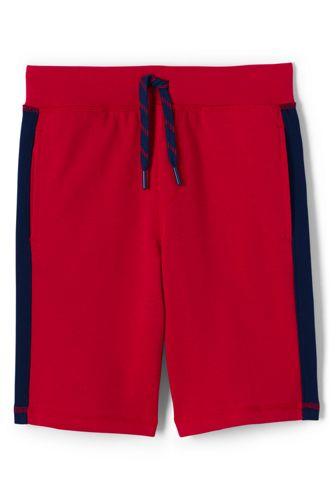 Toddler Boys' Racing Stripe French Terry Shorts