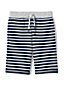 Toddler Boys' Striped French Terry Shorts