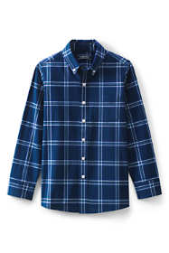 Boys Poplin Shirt