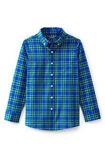 Boys' Checked Shirt