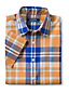 Little Boys' Checked Short Sleeve Shirt