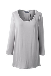 Women's Pleated Back Tunic