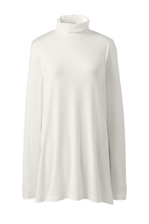 Women's Scrunch Neck Tunic