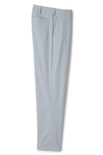 Mens Performance Chino Trousers - 30 - Grey Lands End Footaction Sale Online 9WTJ8zl