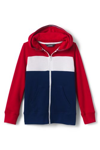 Little Boys' Colourblock Hoodie