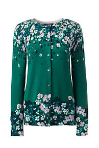 Women's Green Sweaters | Lands' End