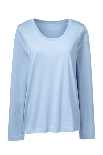 Women's Scoop Neck Supima T-shirt