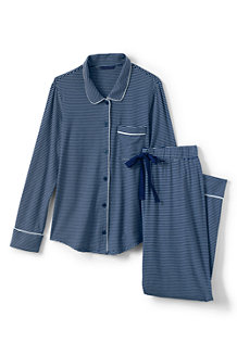 Women's Striped Pyjama Set
