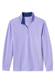 Men's Performance Piqué Half-zip Top