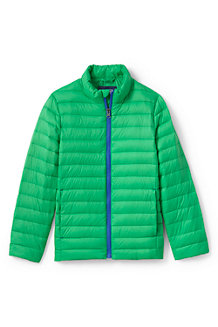 Boys' Ultra Lightweight Down Jacket