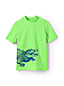 Little Boys' Wrap-around Graphic Rash Vest