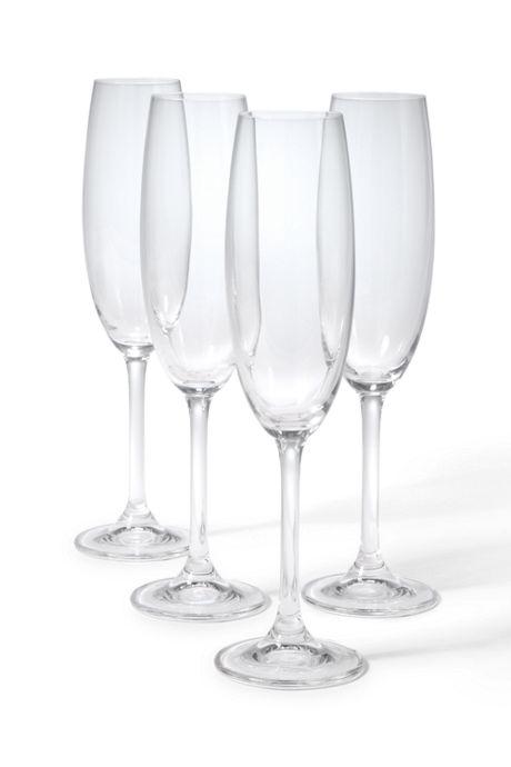 Champagne Flutes (set of 4)