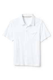 Men's Tailored Fit Short Sleeve Soft Leisure Polo