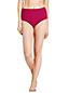 Le Bas de Bikini Galbant Taille Haute, Femme Stature Standard