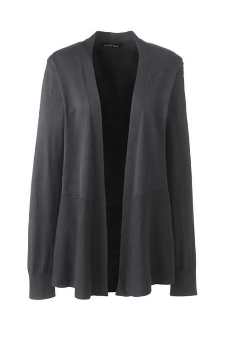 Women's Performance Peplum Wrap Cardigan