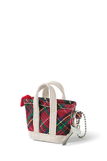 Women's Tote Bag Keychain