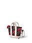 Women's Tote Bag Keychain