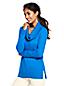 Le Pull Long et Ample au Col Boule, Femme Stature Standard